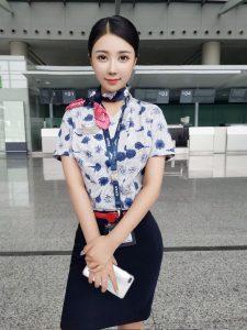上海东航空姐173-2