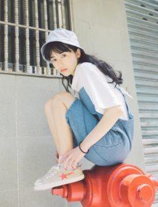 上海白小纯颖儿 小可爱 真实02年 1️⃣6️⃣8️⃣ 一线天-2