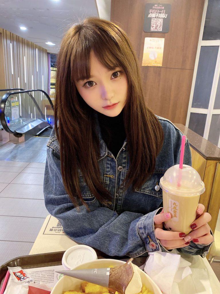 广州学生妹筷子腿