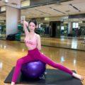 上海瑜伽教练兼职外围175D
