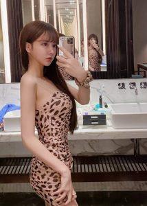 广州纯天然の清纯气质外围女模特