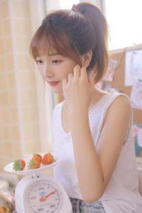 北京外围模特白小纯类型168C 00纯天然小白菜-3