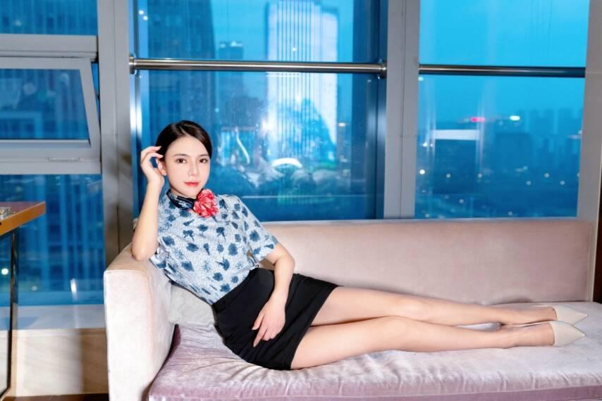 南京空姐兼职高端外围模特