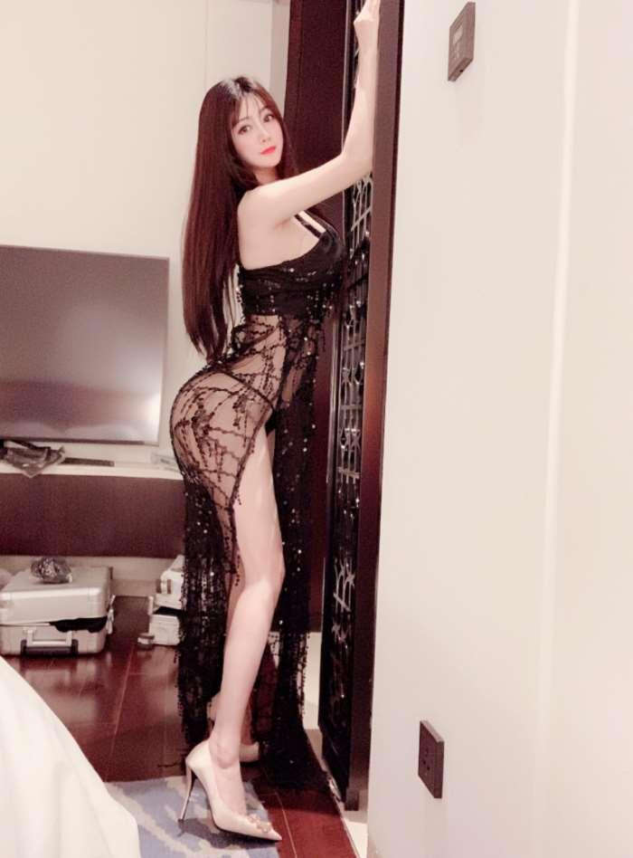 香港女模特