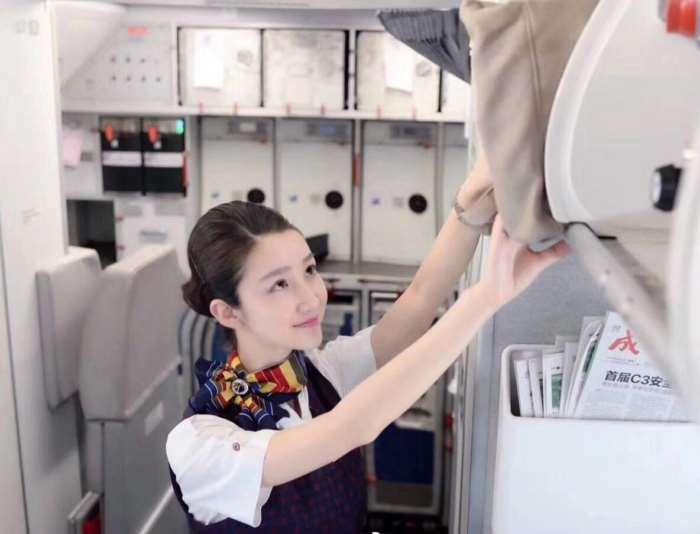 成都川航兼职空姐